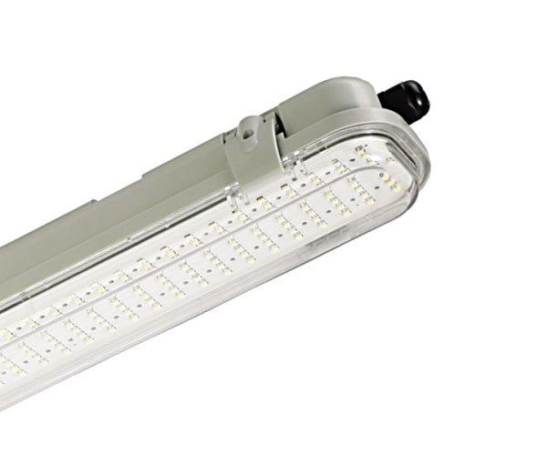 LED Φωτιστικό 18Watt 4500K με ανιχνευτή κίνησης 360′ 1-8m P65